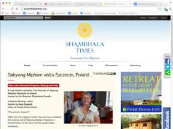shambhala-online-news